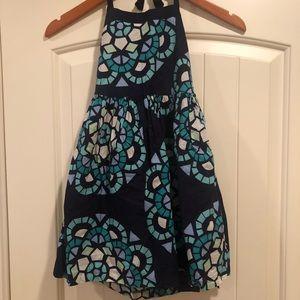 Girl's Gap Halter Dress